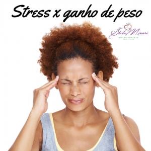 Stress x Ganho de Peso