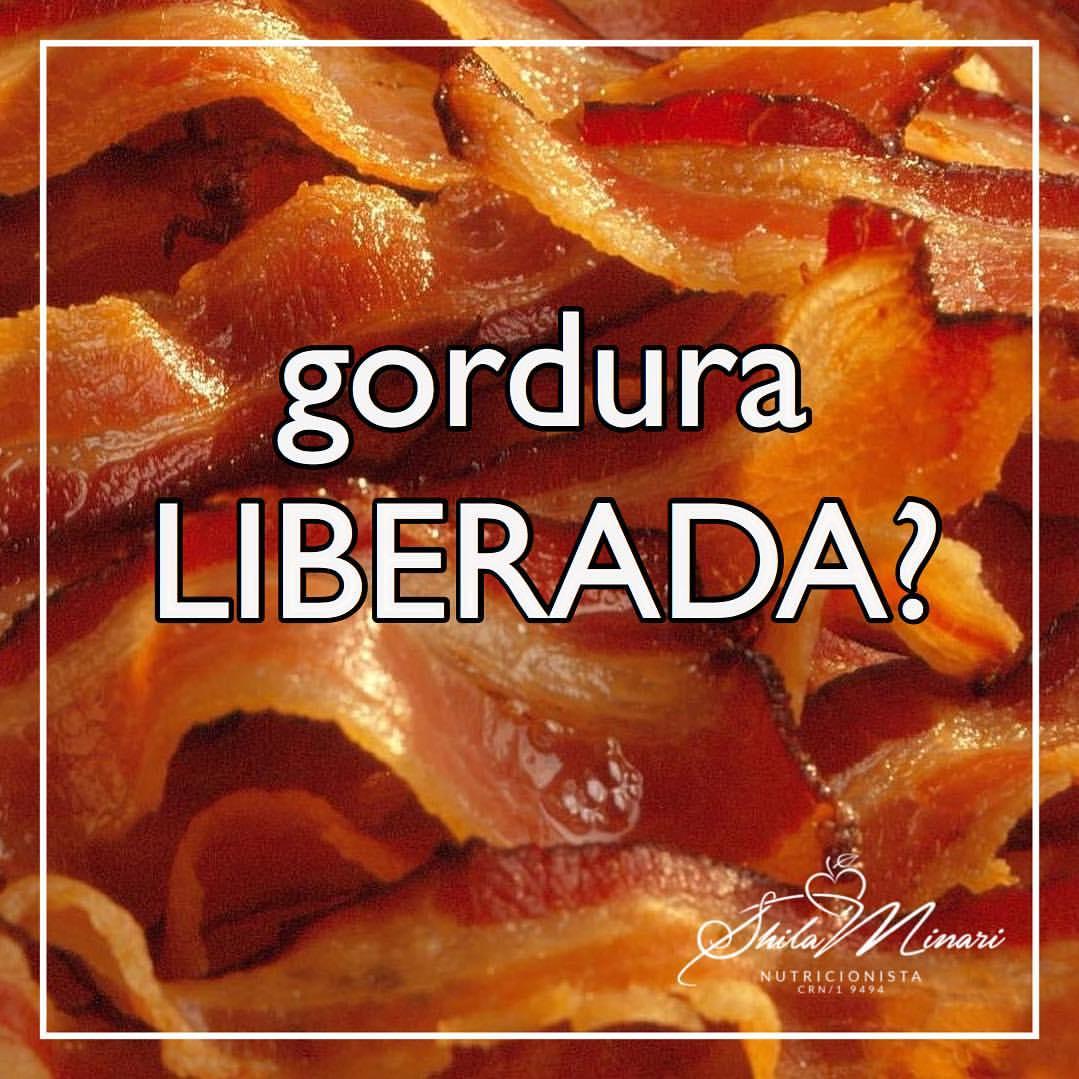 Gordura Liberada?
