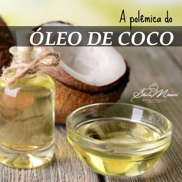 Polêmica – Óleo de Coco