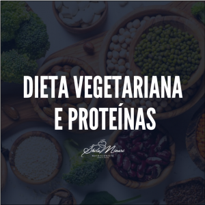 Dieta vegetariana e proteínas